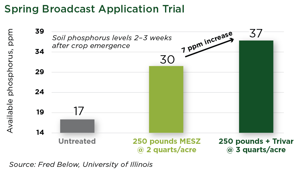 Spring broadcast application trial graph