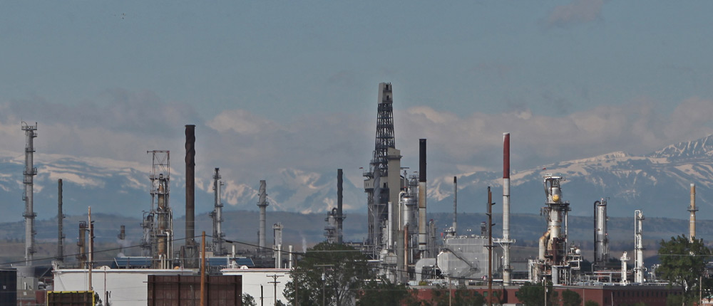 CHS Laurel Refinery